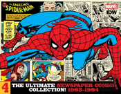 The Amazing Spider-Man: The Ultimate Newspaper Comics Collection
