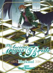 The Ancient Magus Bride - Tome 1 Merkmal - 01
