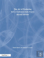The Art Of Producing Audio Projects