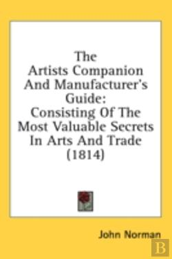 Bertrand.pt - The Artists Companion And Manufacturer'S