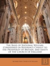 The Basis Of National Welfare, Considere