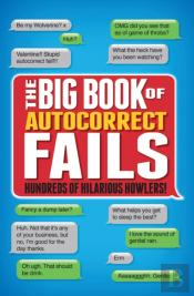 The Big Book Of Autocorrects