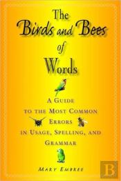 The Birds And Bees Of Words