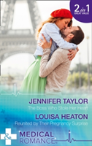 The Boss Who Stole Her Heart: The Boss Who Stole Her Heart / Reunited By Their Pregnancy Surprise (The Larches Practice, Book 1)