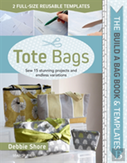 Bertrand.pt - The Build A Bag Book: Tote Bags