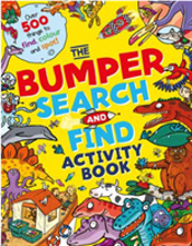 The Bumper Search & Find Activity Book (Gbbo Search & Find 2)