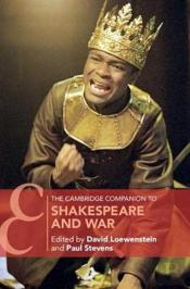 The Cambridge Companion To Shakespeare And War