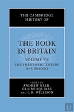 Bertrand.pt - The Cambridge History Of The Book In Britain 7 Volume Hardback Set