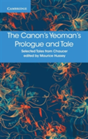 The Canon'S Yeoman'S Prologue And Tale