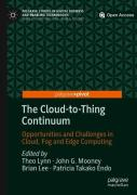 The Cloud-To-Thing Continuum