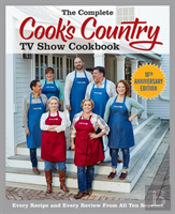 The Complete Cook'S Country Tv Show Cookbook 10th Anniversary Edition