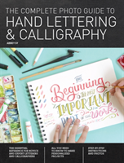 Bertrand.pt - The Complete Photo Guide To Hand Lettering And Calligraphy