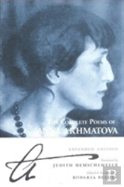 The Complete Poems Of Anna Akhmatova