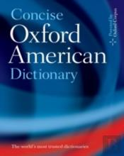 The Concise Oxford American Dictionary