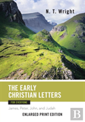 The Early Christian Letters (Enlarged Print)
