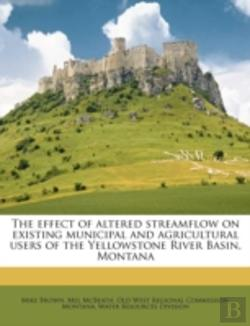 Bertrand.pt - The Effect Of Altered Streamflow On Exis