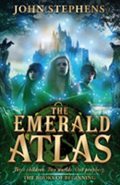 The Emerald Atlas:The Books Of Beginning