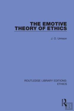 Bertrand.pt - The Emotive Theory Of Ethics