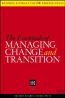 Bertrand.pt - The Essentials of Managing Change and Transition
