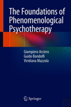 Bertrand.pt - The Foundations Of Phenomenological Psychotherapy