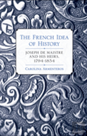 The French Idea Of History