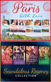 The From Paris With Love And Regency Season Of Secrets Ultimate Collection (Mills & Boon Collections) (At His Service, Book 6)