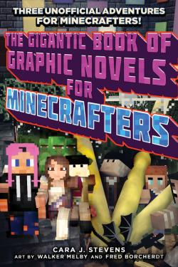 Bertrand.pt - The Gigantic Book Of Graphic Novels For Minecrafters