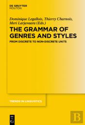 The Grammar Of Genres And Styles