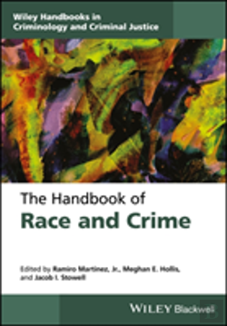 Bertrand.pt - The Handbook Of Race And Crime