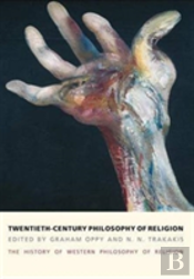 The History Of Western Philosophy Of Religion