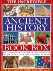 The Incredible Ancient History Book Box