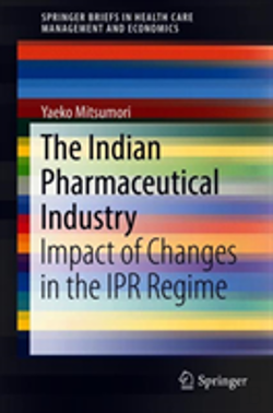 Bertrand.pt - The Indian Pharmaceutical Industry