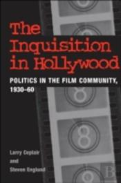 The Inquisition In Hollywood