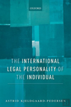 Bertrand.pt - The International Legal Personality Of The Individual