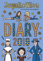 The Jacqueline Wilson Diary 2019