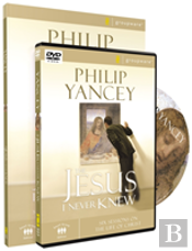 The Jesus I Never Knew Participant'S Guide With Dvd