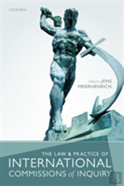 Bertrand.pt - The Law And Practice Of International Commissions Of Inquiry