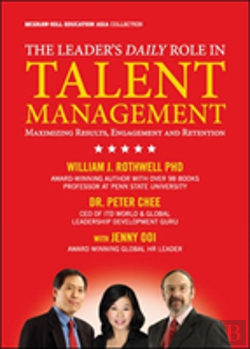 Bertrand.pt - The Leader'S Daily Role In Talent Management
