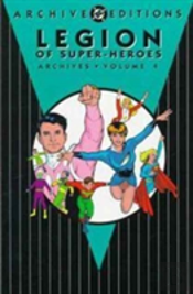 The Legion Of Superheroes Archives