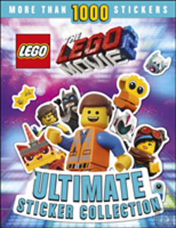 Bertrand.pt - The Lego (R) Movie 2 (Tm) Ultimate Sticker Collection