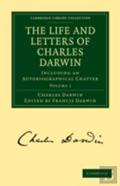 The Life And Letters Of Charles Darwin 3 Volume Set
