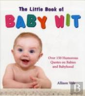 The Little Book Of Baby Wit