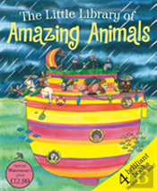 The Little Library Of Amazing Animals