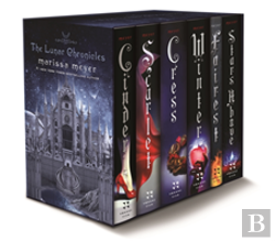 Bertrand.pt - The Lunar Chronicles Boxed Set