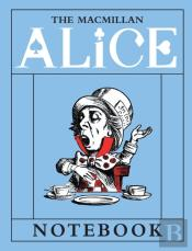 The Macmillan Alice: Mad Hatter Notebook