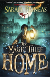 The Magic Thief : Home