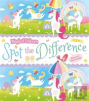 The Magical Unicorn Spot The Differ