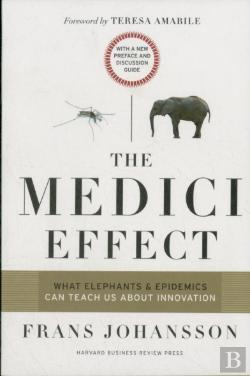 Bertrand.pt - The Medici Effect, With A New Preface And Discussion Guide