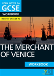 The Merchant Of Venice: York Notes For Gcse (9-1) Workbook