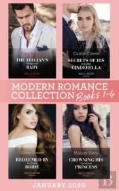The Modern Collection January 2020 Books 1-4